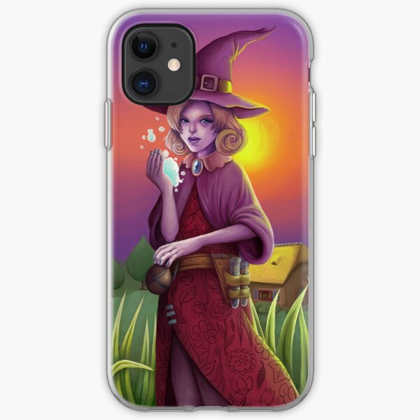 witch iPhone Soft Case