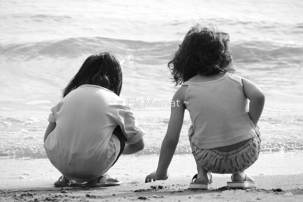 Sweet Childhood Memory by ~ Fir Mamat ~
