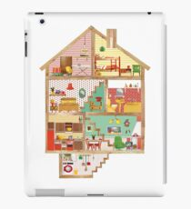 Dollhouse Collage iPad Case/Skin