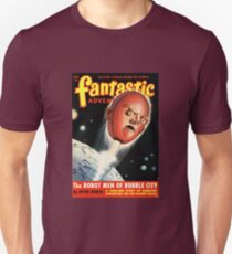 Vintage Fantastic Adventures Robot Science Fiction Unisex T-Shirt