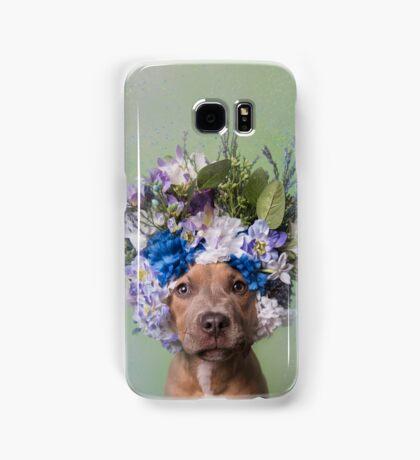 Flower Power, Kyla Samsung Galaxy Case/Skin