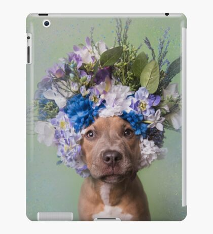 Flower Power, Kyla iPad Case/Skin