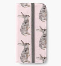 Rabbit 12 iPhone Flip-Case/Hülle/Klebefolie