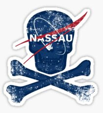 Nassau Sticker