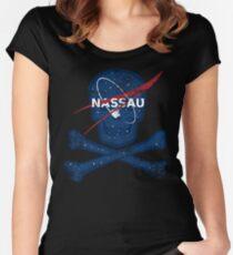 Nassau Women's Fitted Scoop T-Shirt