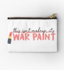 War Paint Studio Pouch