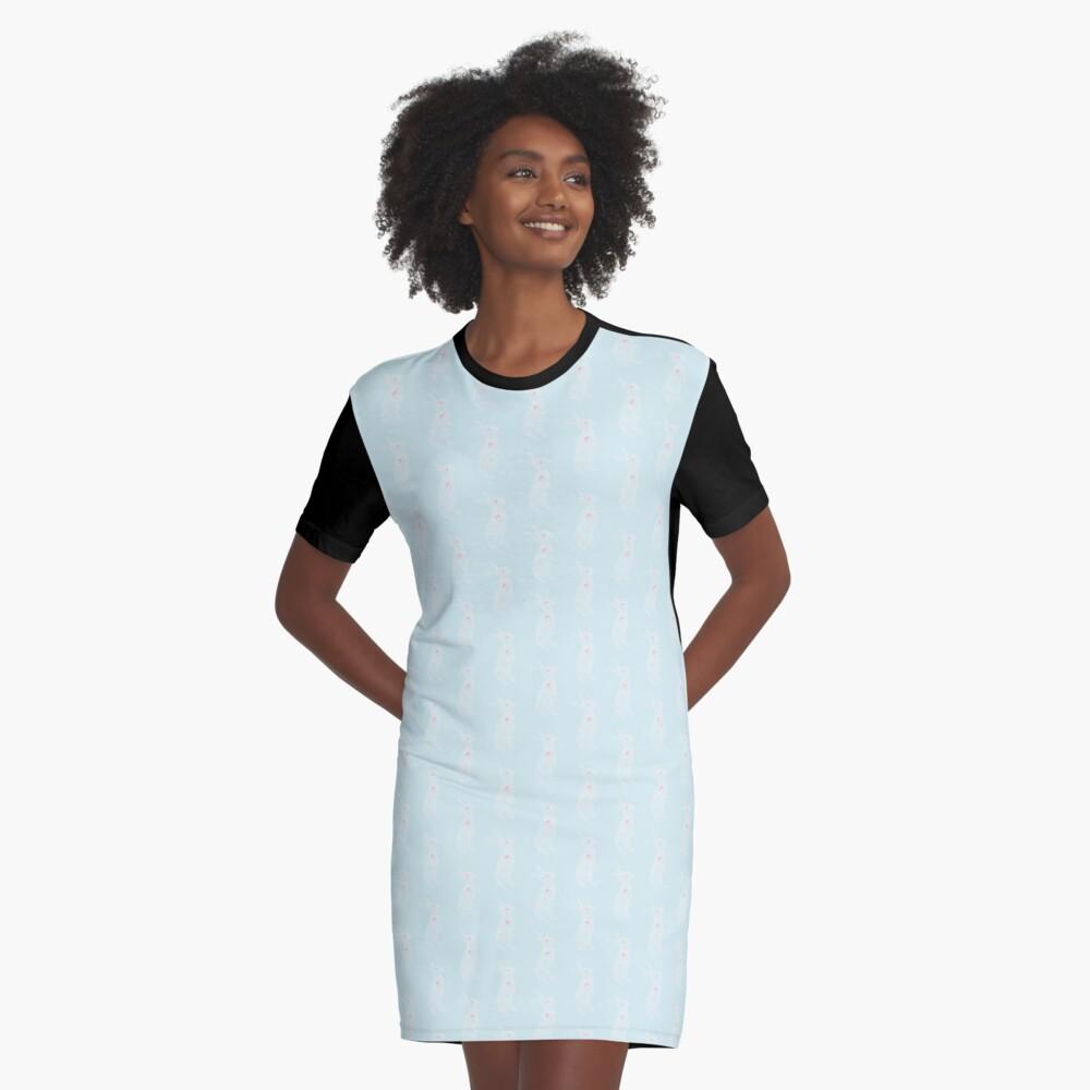Rabbit 07 T-Shirt Kleid Vorne