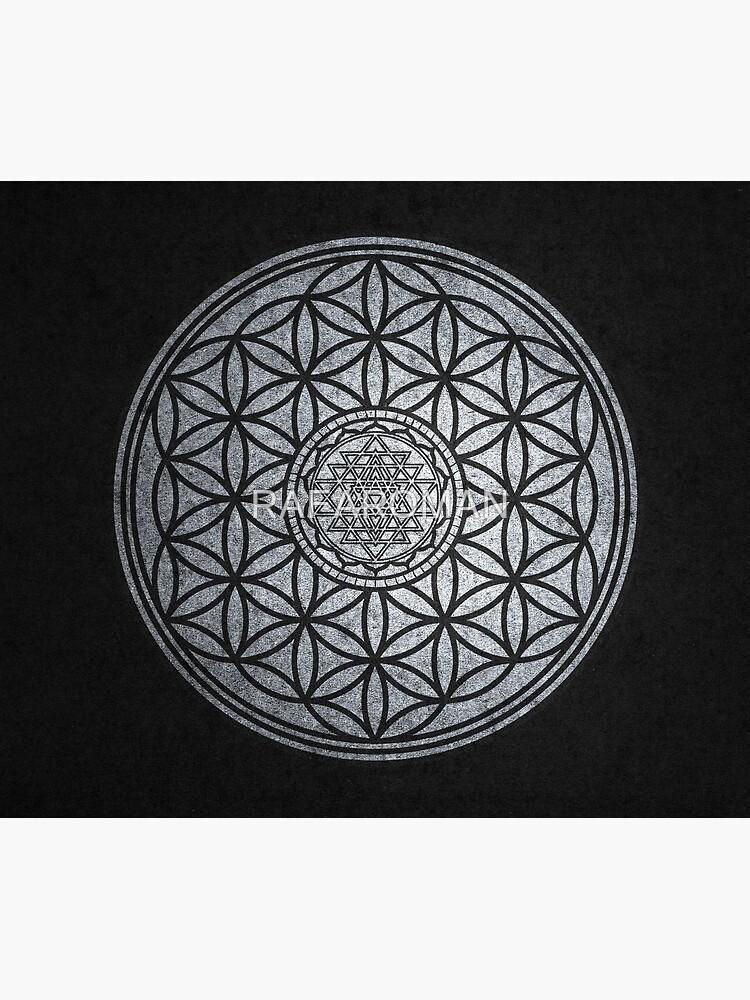 Sacred Unity - Sacred Geometry by RAFAROMAN