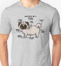 Camiseta unisex Anatomía de un barro amasado
