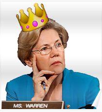Elizabeth Warren  Poster