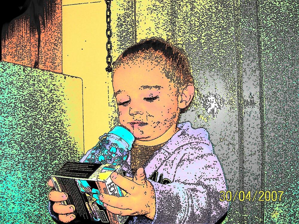 carton caracter effect by kipp2008