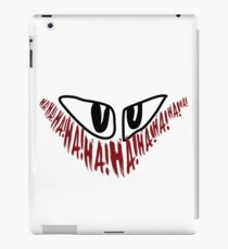 Jerome 'The Joker' Gotham Logo iPad Case/Skin