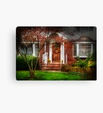 Colonial Canvas Print