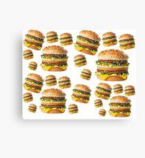 Big Macs Canvas Print