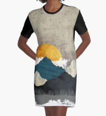 Thaw Graphic T-Shirt Dress