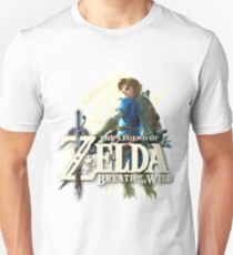 The Legend of Zelda - Breath of the Wild Logo Unisex T-Shirt