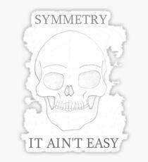 """""""Symmetry"""" Sticker"""