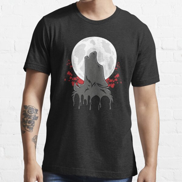 Howl at the Moon (Awoo) Essential T-Shirt
