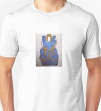Blue rucksack Unisex T-Shirt