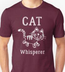 Cat Whisperer Unisex T-Shirt