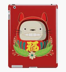 Neighbor Daruma iPad Case/Skin