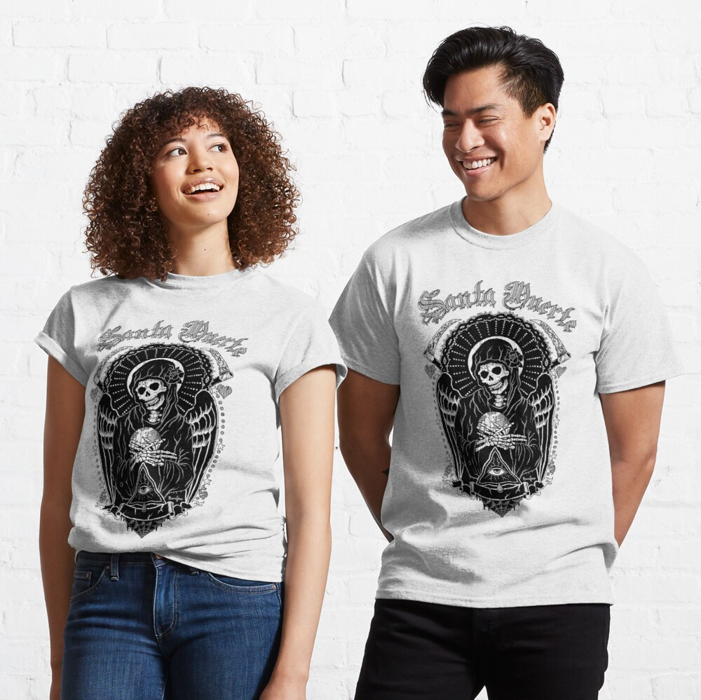 Holy Death Santa Muerte Classic T-Shirt