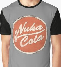 Fallout - Nuka Cola Patch Graphic T-Shirt