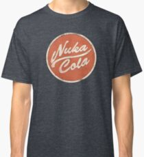 Fallout - Nuka Cola Patch Classic T-Shirt