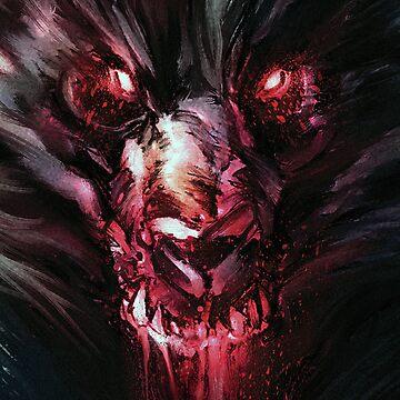 Werebear by krisvahl