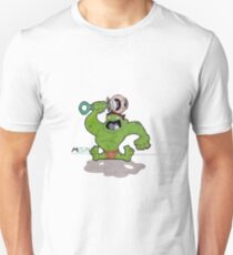 Hulk and Loki - Puny God! Unisex T-Shirt