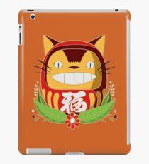 Catbus Daruma iPad Case/Skin