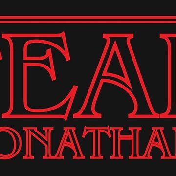 Team Jonathan - Stranger Things inspired design by tolson89