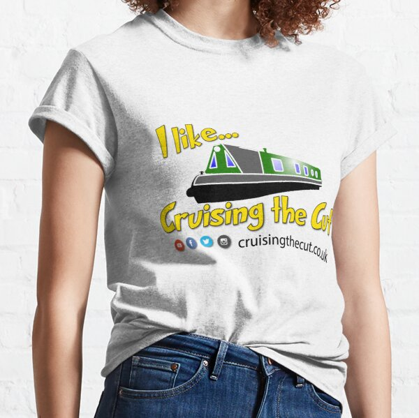"""I like Cruising The Cut"" Classic T-Shirt"