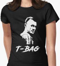 Prison Break - T-Bag Womens Fitted T-Shirt