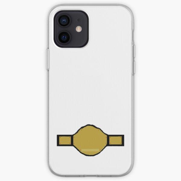World Heavyweight Championship iPhone Soft Case