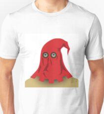red executioner mask Unisex T-Shirt
