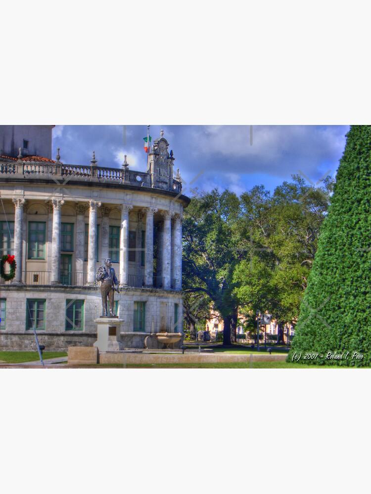 Xmas at City Hall by photorolandi