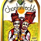 Chonkinfeckle Beer Pump Clip Design by Chonkinfeckle
