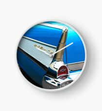 1957 Chevy BelAir Clock