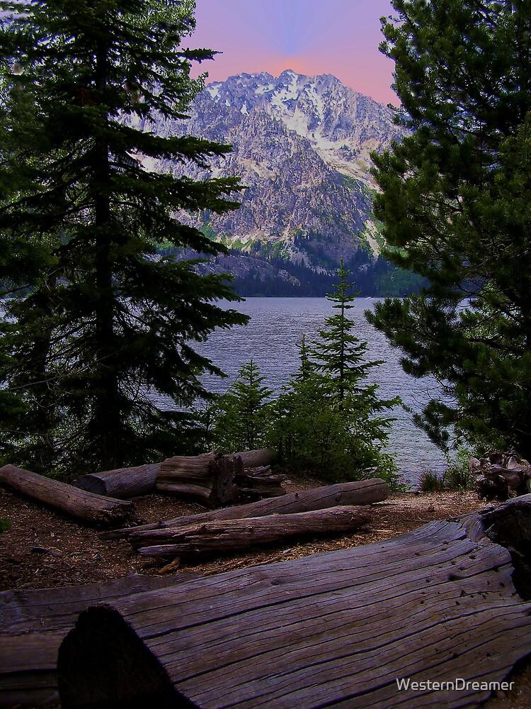 ~ Teton Paradise ~ by WesternDreamer
