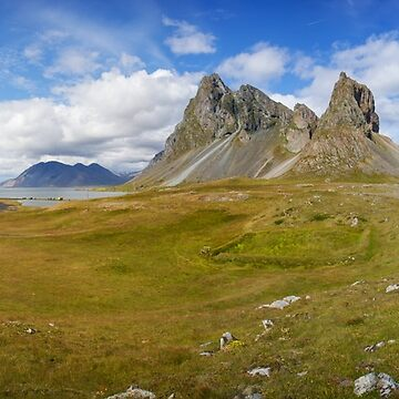 Iceland Panorama by domcia