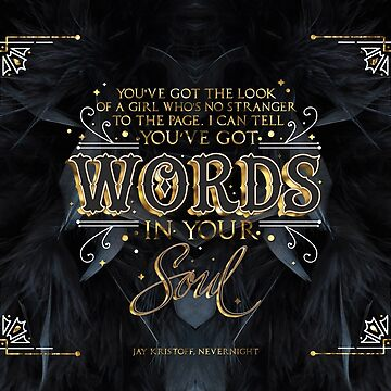 Words in your soul by missphi