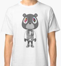 Kanye Graduation bear B&W Classic T-Shirt