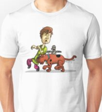Shaggy and Scooby  Unisex T-Shirt