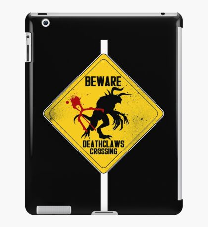 Deathclaws iPad Case/Skin