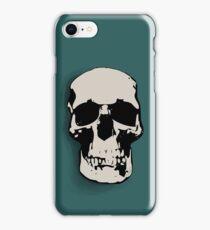 Skull - Sherlock iPhone Case/Skin