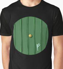 Bilbo's door Graphic T-Shirt