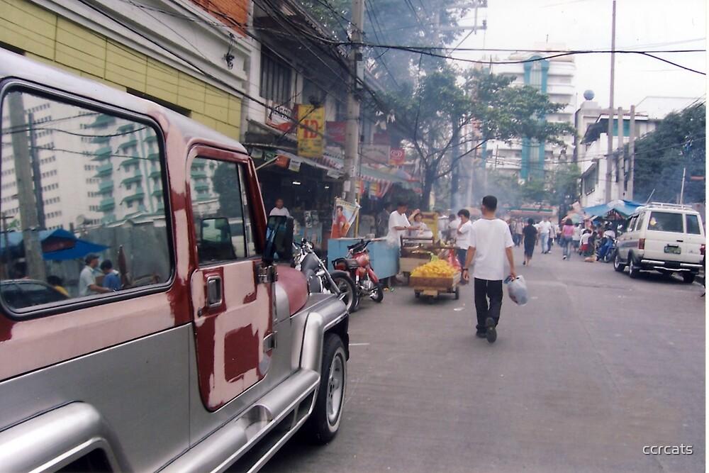 street scene manila by ccrcats