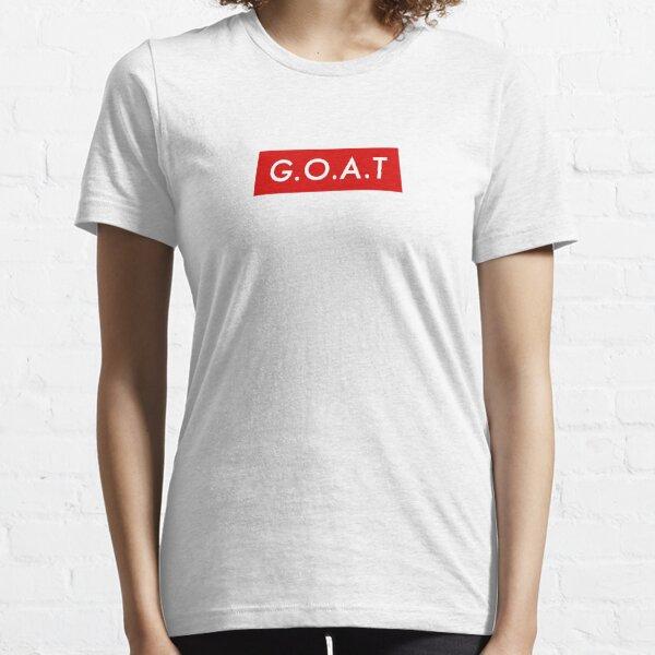 Supr eme GOAT Bogo Essential T-Shirt