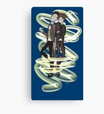 Doctor Who - Regeneration Canvas Print